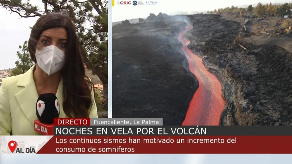Aumenta la sismicidad en La Palma: las recomendaciones cobre cómo actuar en caso de terremotos