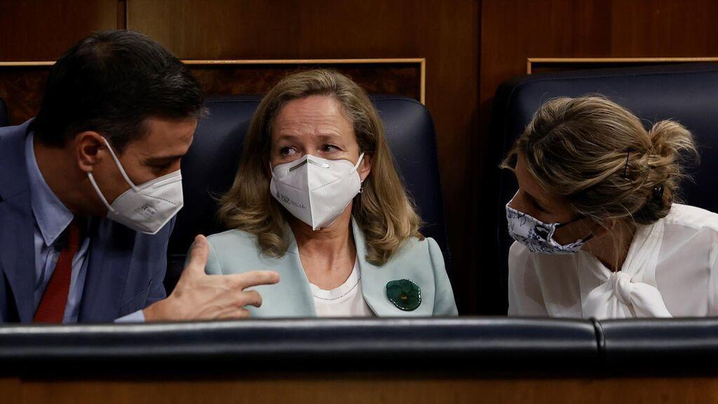 PSOE y Podemos intentan reconducir la crisis más grave de la coalición en ... horas de reunión