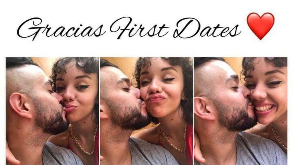 El amor vuelve a triunfar en 'First Dates': ¡Genesaret y Julián llevan 6 meses juntos!