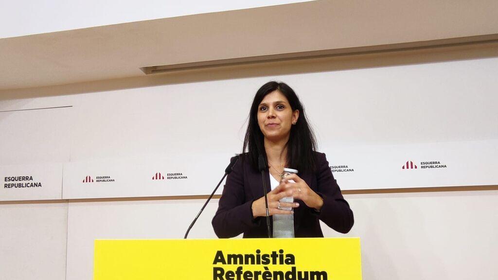 ERC condiciona su apoyo a los presupuestos a que se proteja el catalán en la ley audivisual