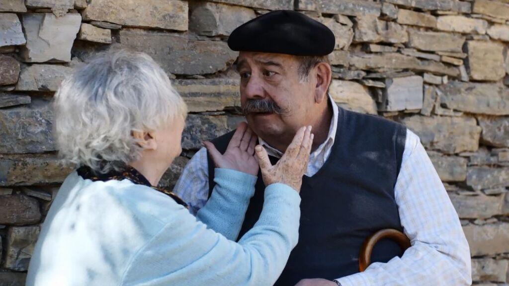 """Cándido se reencuentra con su gran amor, 'La Joaquina': """"Te quise y todavía te quiero"""""""