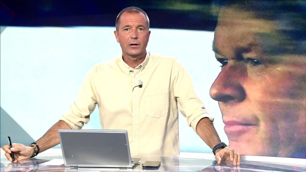 Manu Carreño, sobre los insultos a Koeman.