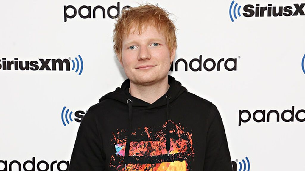 Ed Sheeran da positivo en covid y realizará su gira desde casa