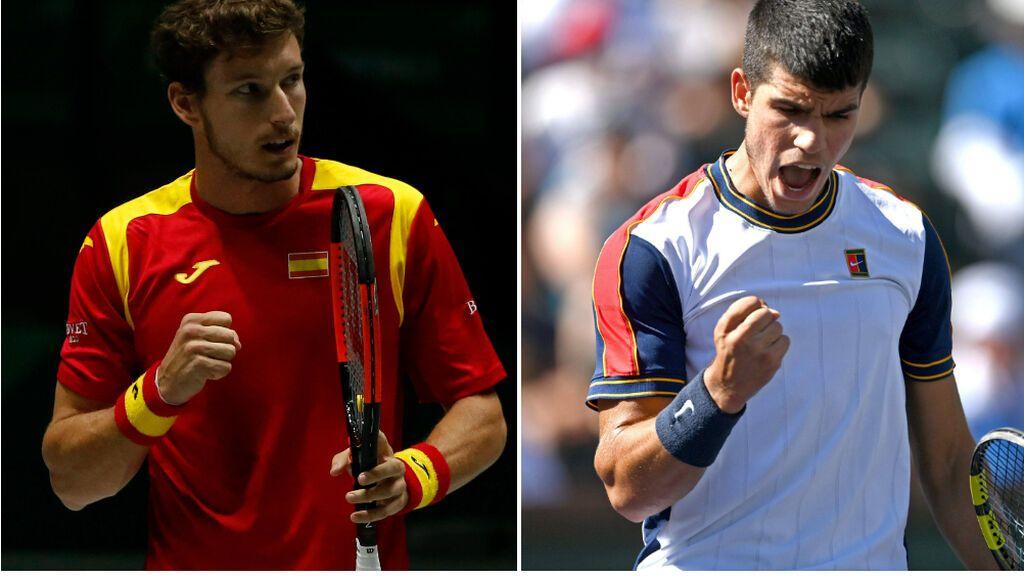 Carlos Alcaraz, la sorpresa de la lista de España para la Copa Davis: Pablo Carreño, el líder