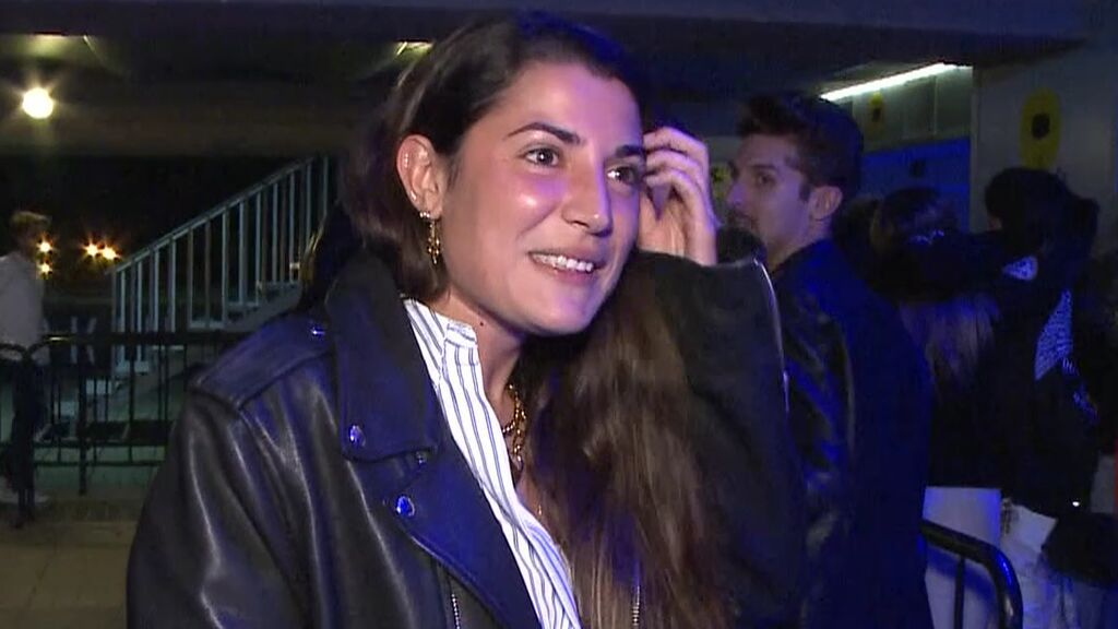 Alba Paul habla de su separación ante los medios de comunicación