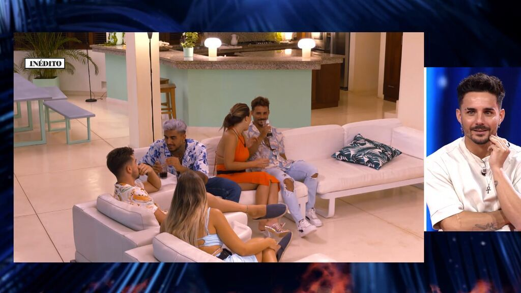 Manuel confiesa todo sobre Andrea y Marta Peñate