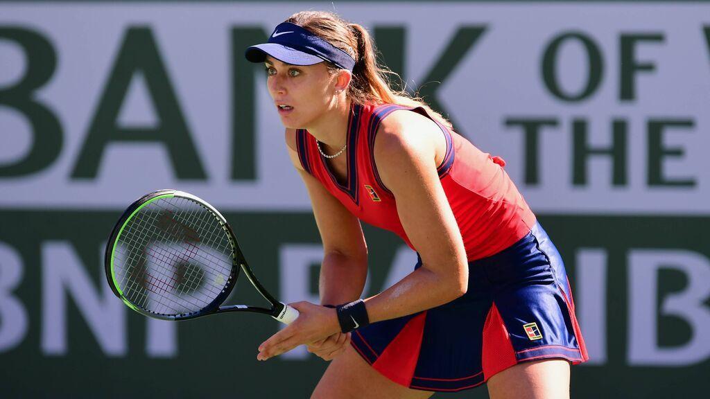 Paula Badosa conquistó su primer Masters 1000 en Indian Wells.