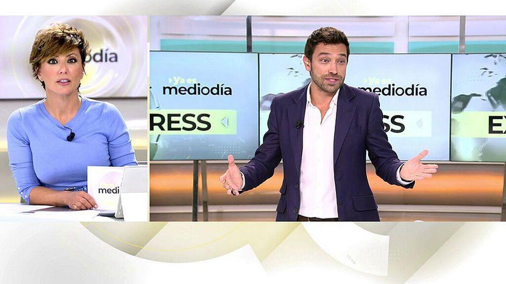 """Marc Caldero enseña a Sonsoles Ónega a elegir el sujetador perfecto: """"La mayoría los lleváis mal puestos"""""""