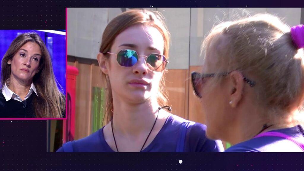 """Adara se sinceró con Lucía Pariente sobre su padre: """"Yo a él le necesitaba en ese momento"""""""