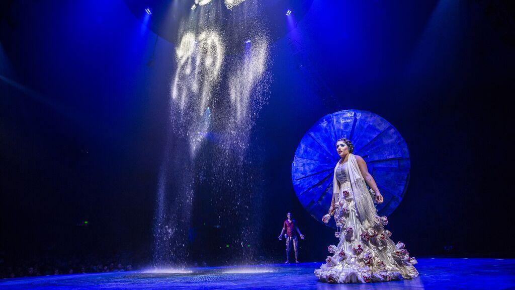 El Circo del Sol  montará el espectáculo de 'Luzia' en Barcelona para su regreso a Europa en 2022