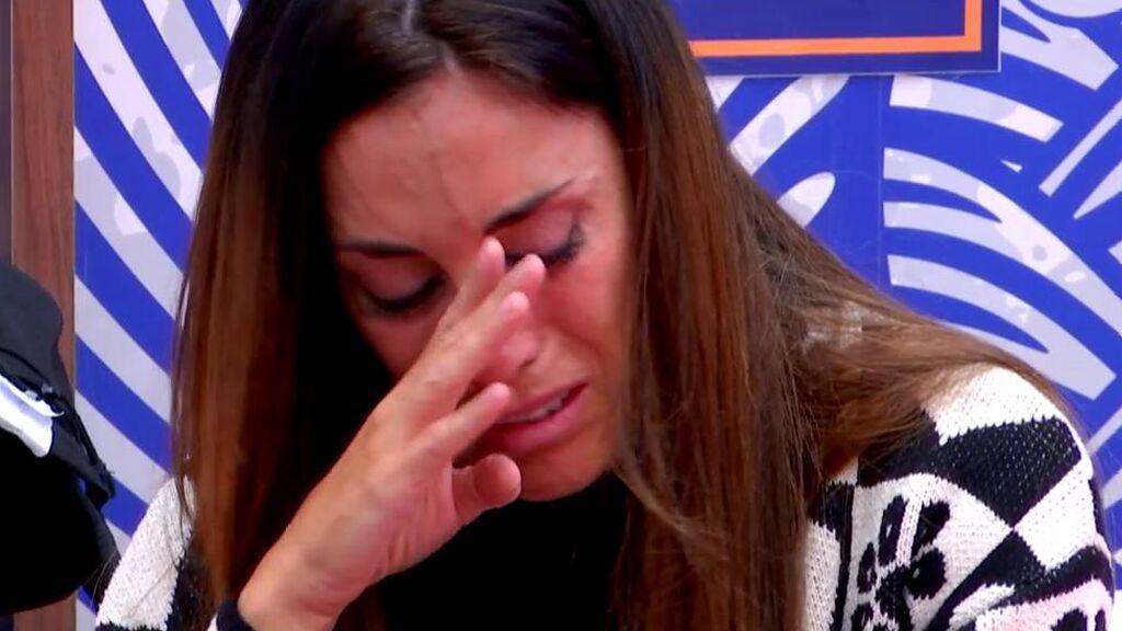 """El gran cabreo de Isabel Rábago tras las palabras de Lucía Pariente: """"¿Qué le he hecho a esta señora?"""""""