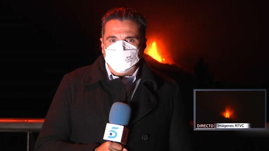A corto plazo la erupción del volcán de La Palma no va a terminar
