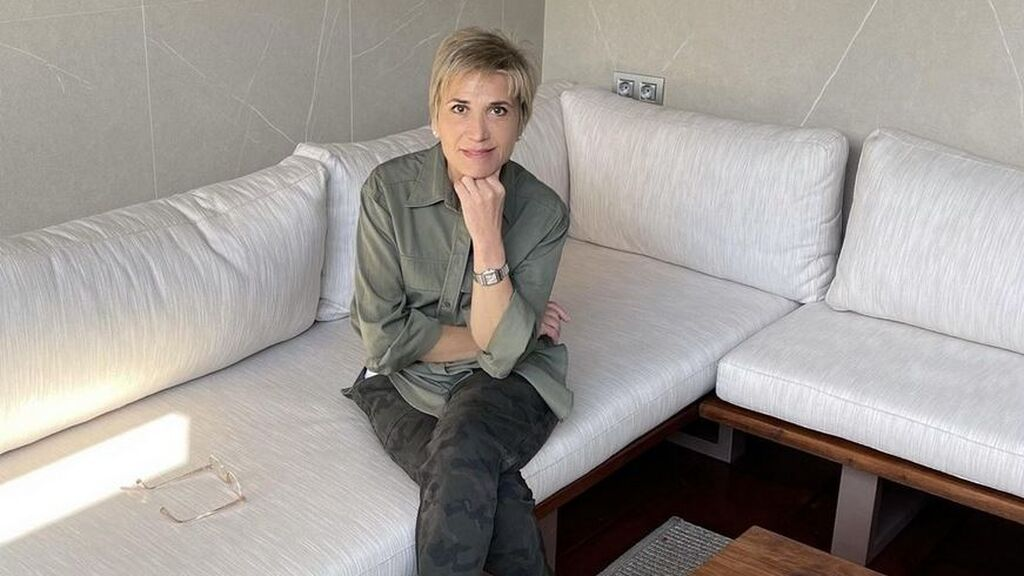 Julia Otero reaparece tras sufrir cáncer
