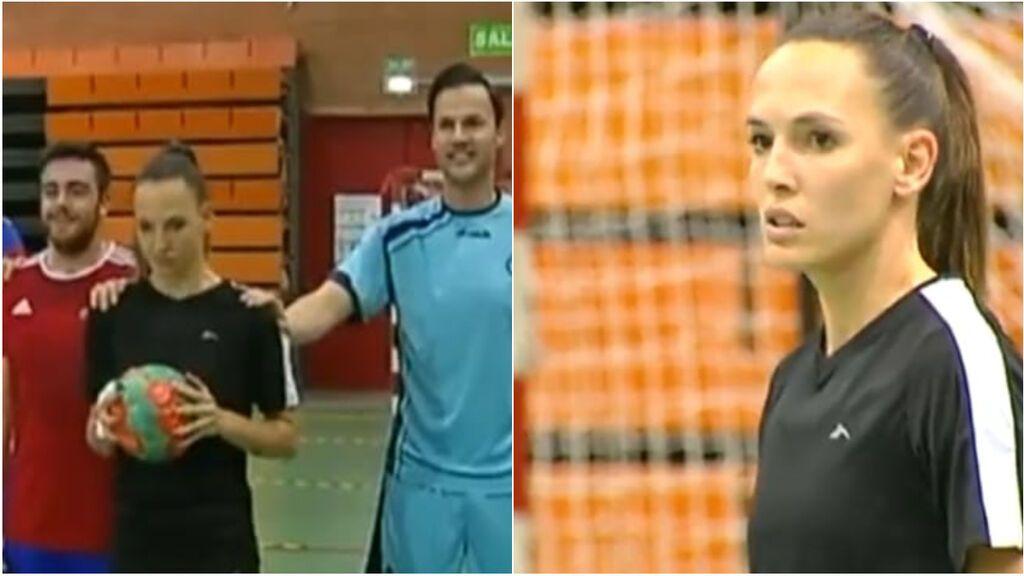 """Mireia Rodríguez hace historia en el balonmano al ser la primera mujer en un equipo masculino: ¿Por qué no?"""""""