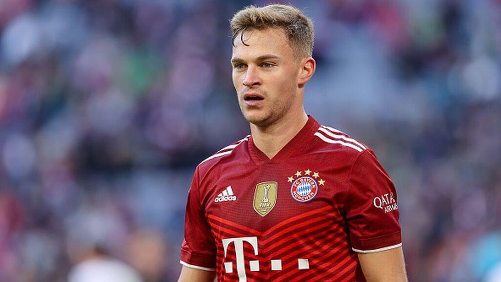 Kimmich, la estrella alemana del fútbol que no quiere vacunarse contra la covid-19