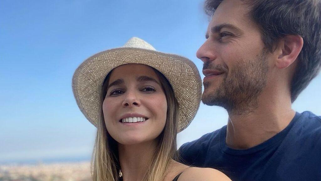 """Natalia Sánchez y Marc Clotet se van de España con sus dos hijos: """"Ha sido de un día para otro"""""""