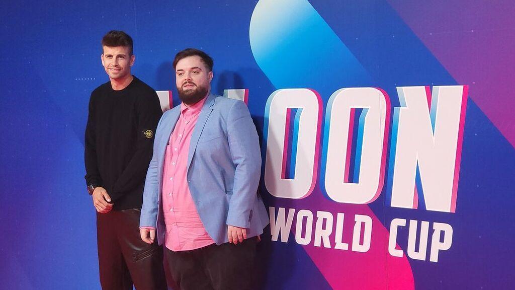 """Los nuevos negocios que tienen Piqué e Ibai Llanos en mente tras el Mundial de Globos: """"Una lluvia de ideas"""""""