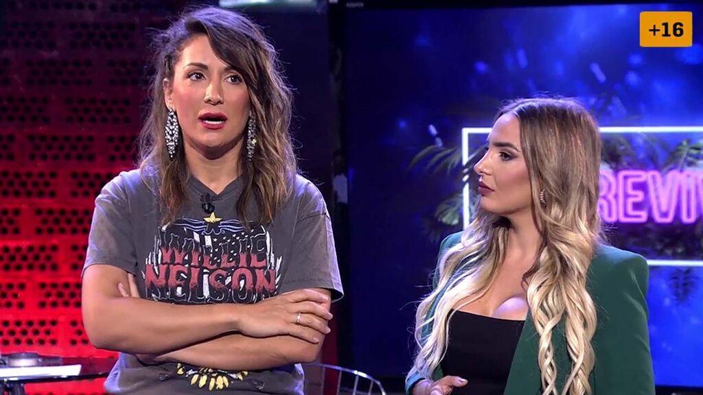 Oriana Marzoli aclara todos los rumores sobre ella a Nagore y estalla contra Patri