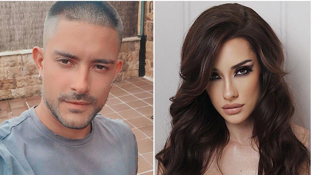 Aitor Molinero anuncia que va a ser padre por primera vez: la vida del hermano nada mediático de Adara