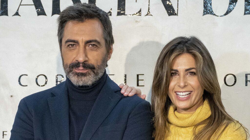 """Juan del Val, sobre el secreto de su relación con Nuria Roca: """"Hay que verla como una mujer a la que puedes perder"""""""