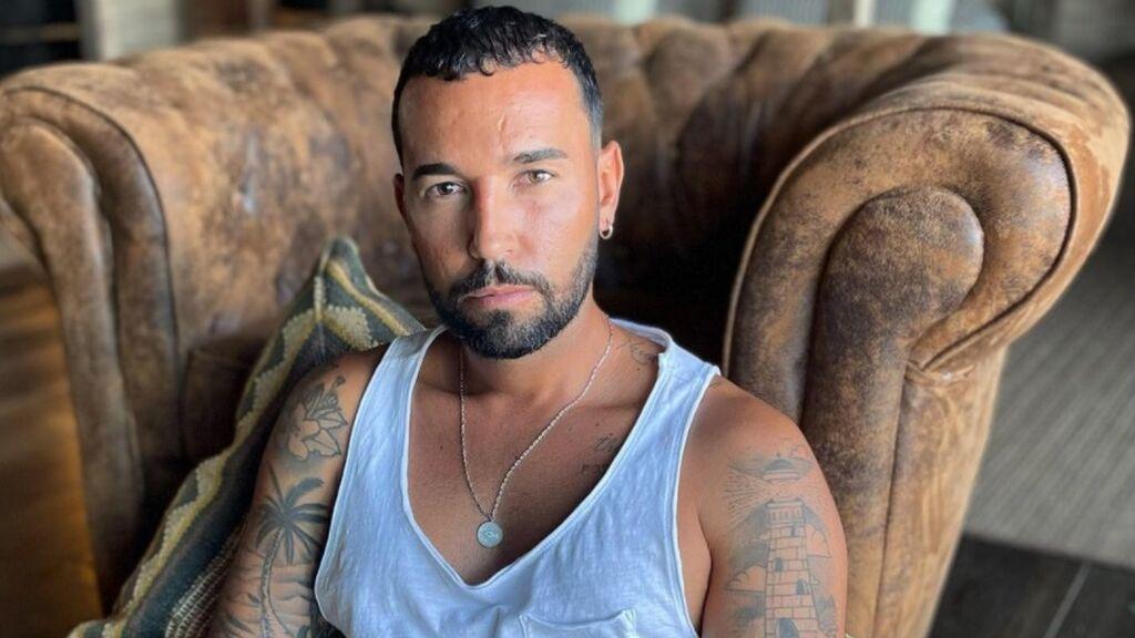 ¿Qué hace Omar Sánchez mientras le acusan de deslealtad a Anabel Pantoja? Sus pasos, en Instagram