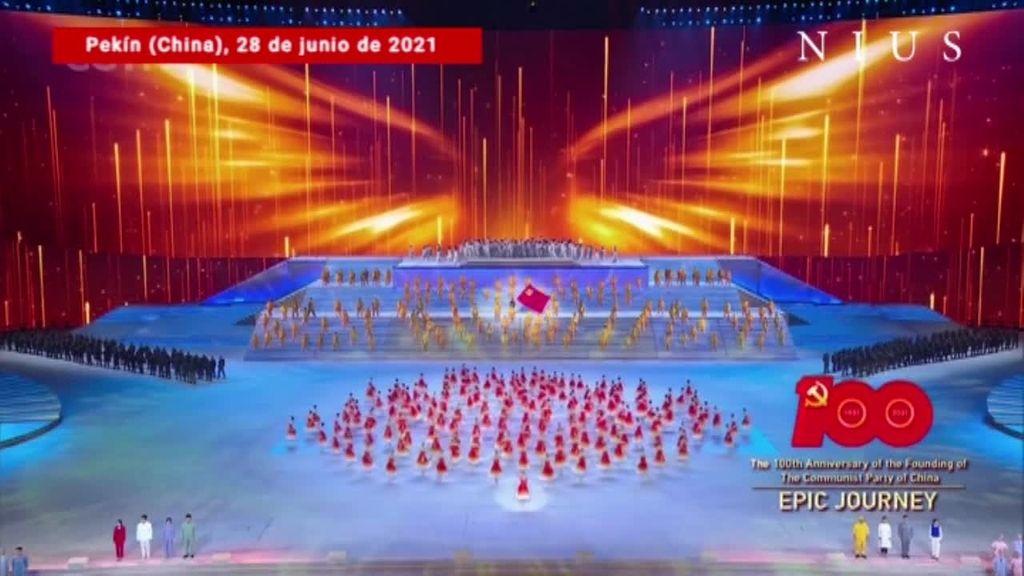China celebra el centenario del Partido Comunista Chino
