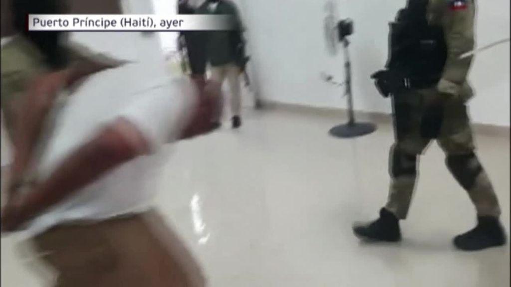 La Policía de Haití arresta a 17 personas por el asesinato del presidente Jovenel Moise