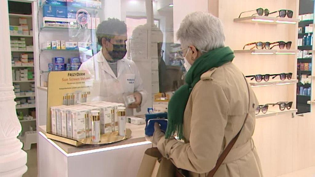 Los autotest de covid, disponibles ya en farmacias