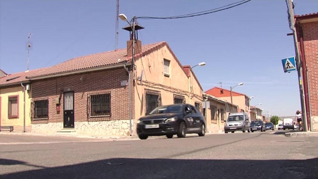 La niña de 2 años abandonada en Traspinedo sigue sin ser reclamada por ningún familiar