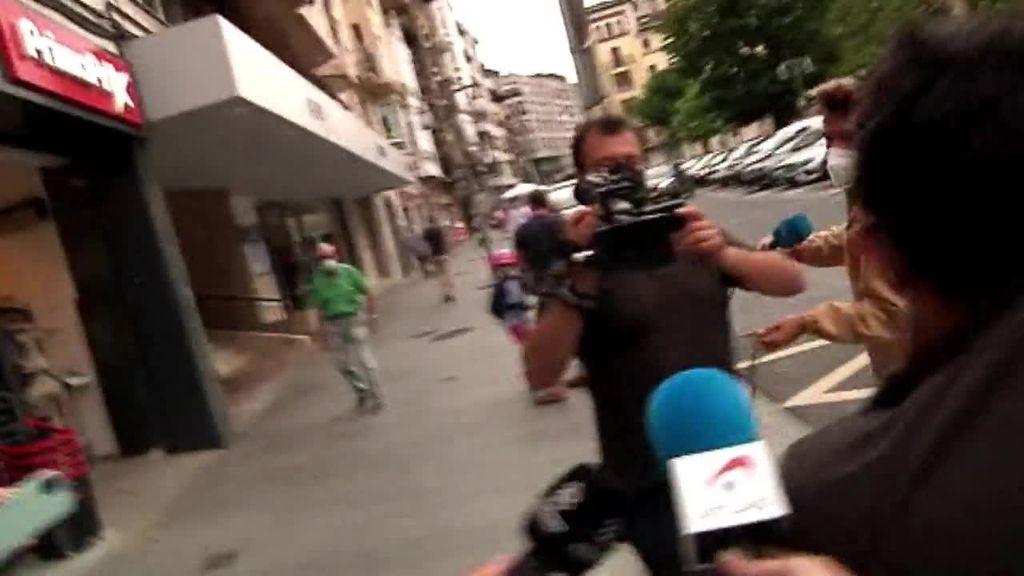 A prisión dos de los tres adultos detenidos por la paliza de Amorebieta que se han negado a declarar
