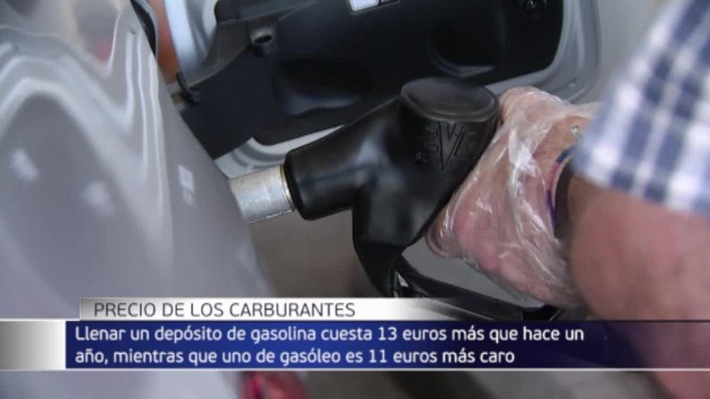 Los españoles vuelven a irse de vacaciones a pesar de los contagios y el precio de la gasolina