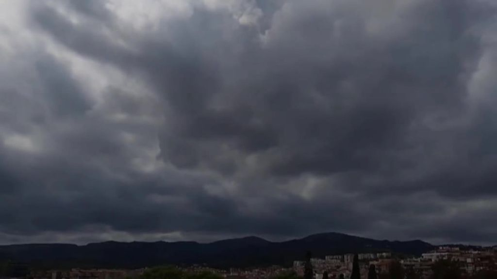Nueve comunidades autónomas mantienen la alerta amarilla por tormentas