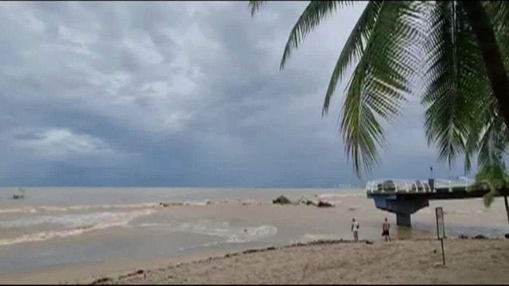 Un adolescente español muere a causa del huracán Nora en México
