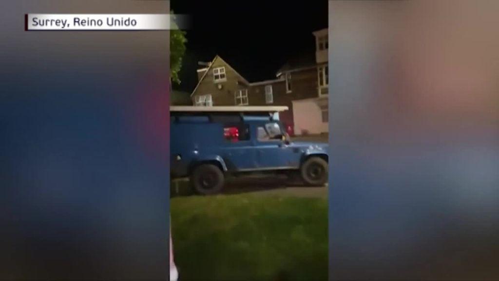 El Land Rover con la L más peligrosa de Gran Bretaña