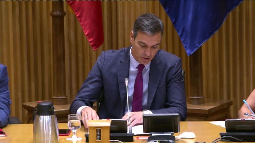 Sánchez pide aprobar la ley Zerolo y acabar con los armarios