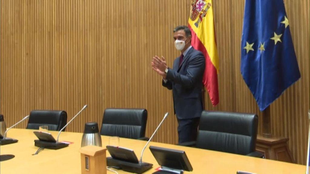 Pedro Sánchez anuncia un plan de choque para frenar el precio de la luz sin medidas concretas