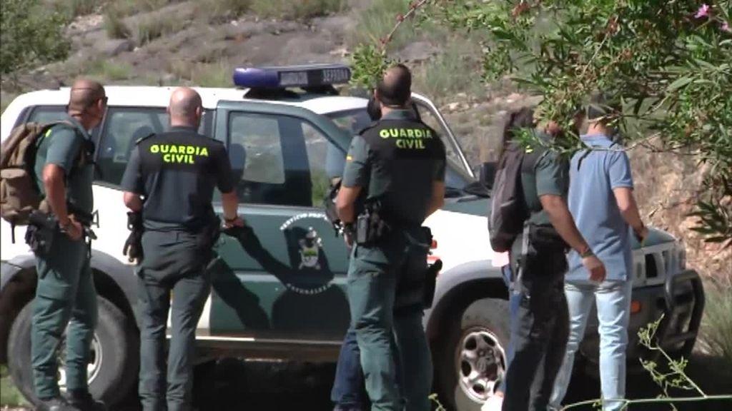 Termina sin éxito la búsqueda del cuerpo de Marta Calvo