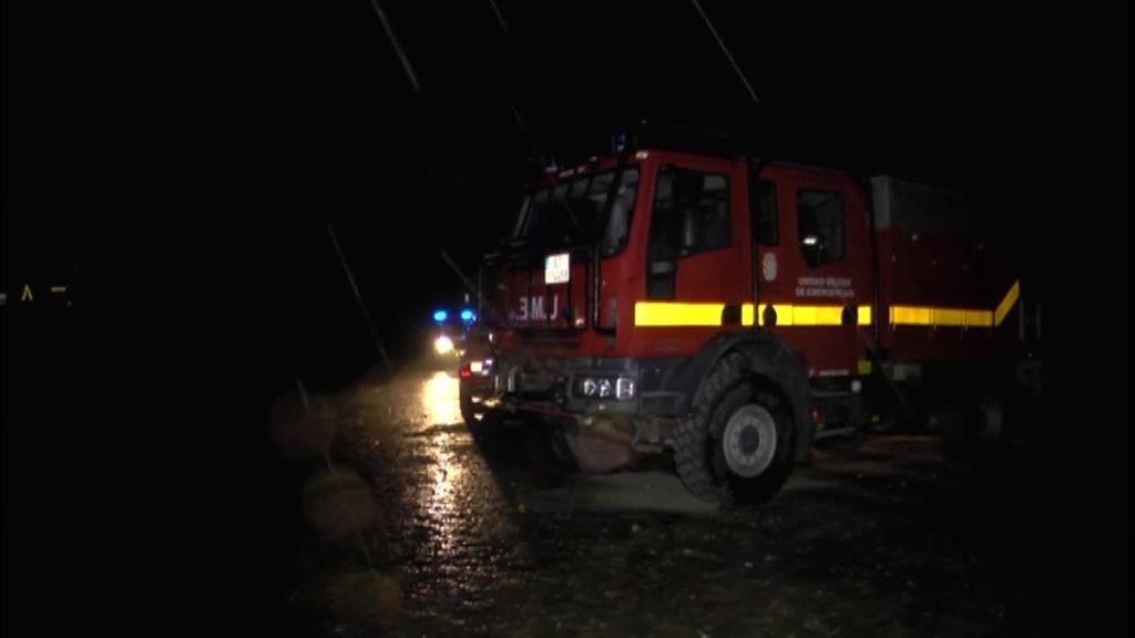 El incendio de Sierra Bermeja se da por controlado