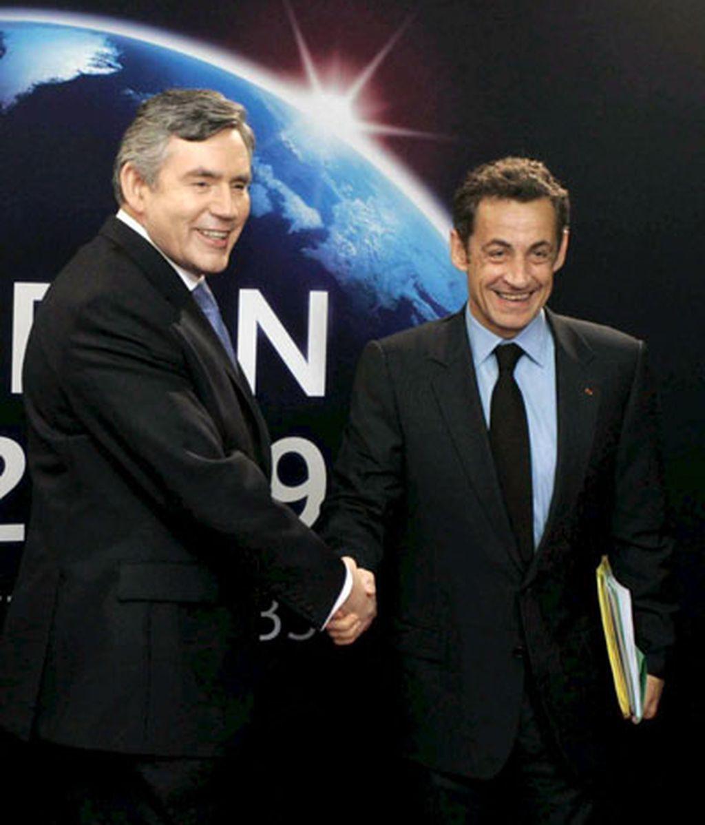 Los líderes se reúnen en la cumbre del G-20