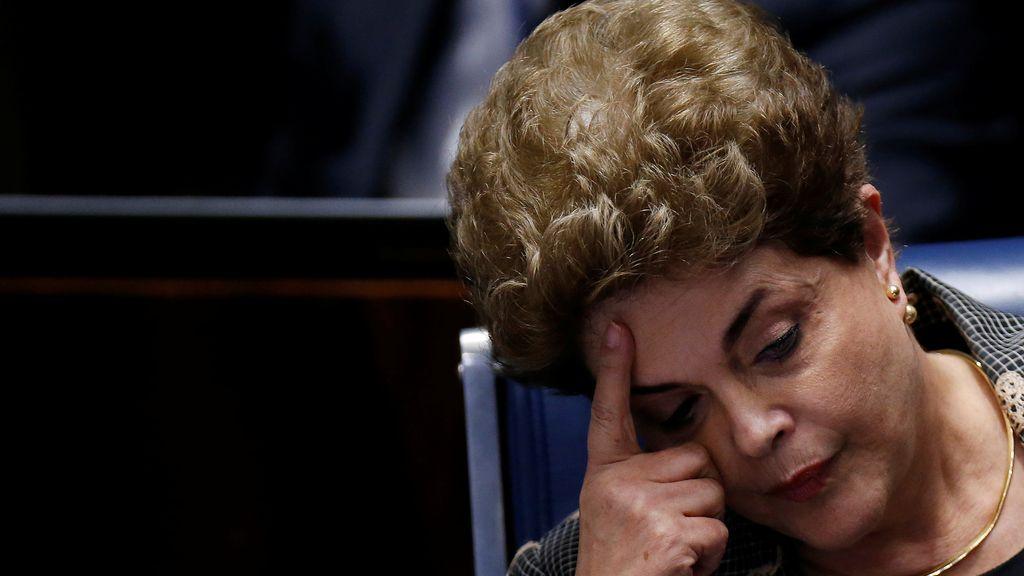 Dilma Rousseff, destituida