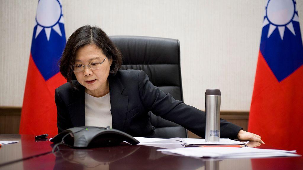 Tsai Ing Wen, presidenta Taiwan