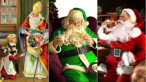 Fotos Papa Noel Reyes Magos.Papa Noel O Los Reyes Magos
