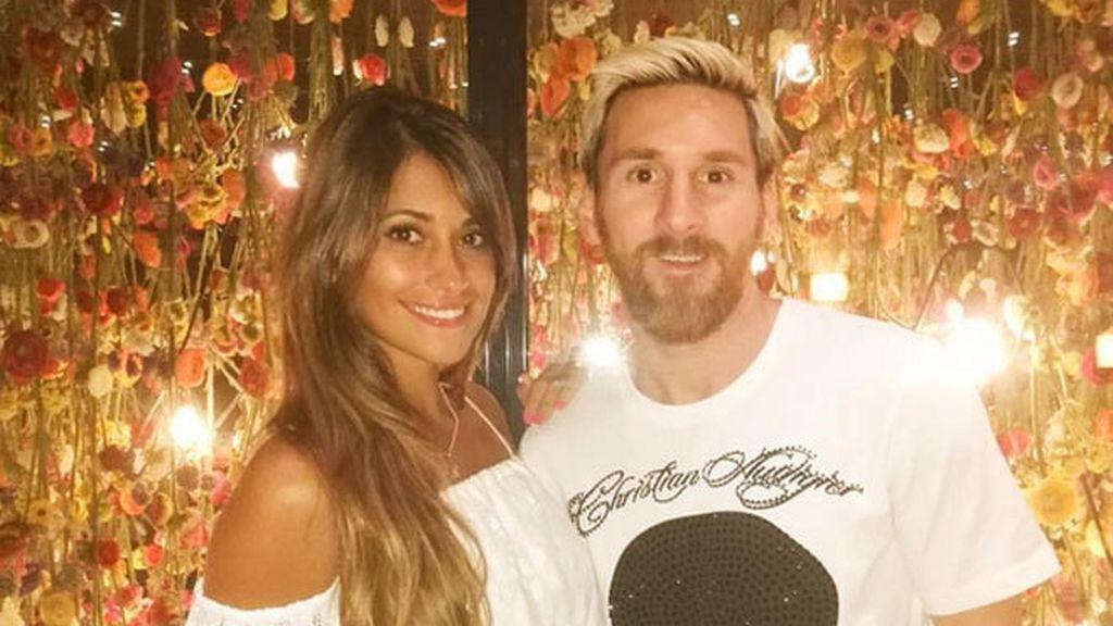 Leo Messi y Antonella Roccuzzo, boda a la vista