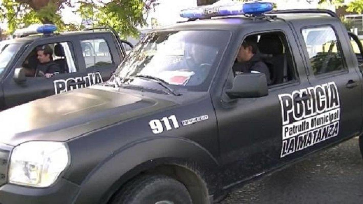 Policía de La Matanza, Argentina