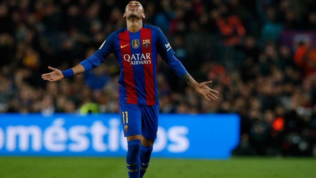 Neymar, jugador del Barcelona