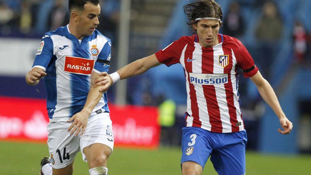 Atlético de Madrid - Espanyol, 0-0