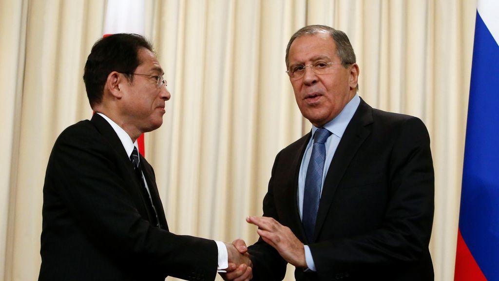 Japón y Rusia