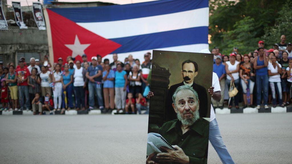Cuba no olvida a Fidel