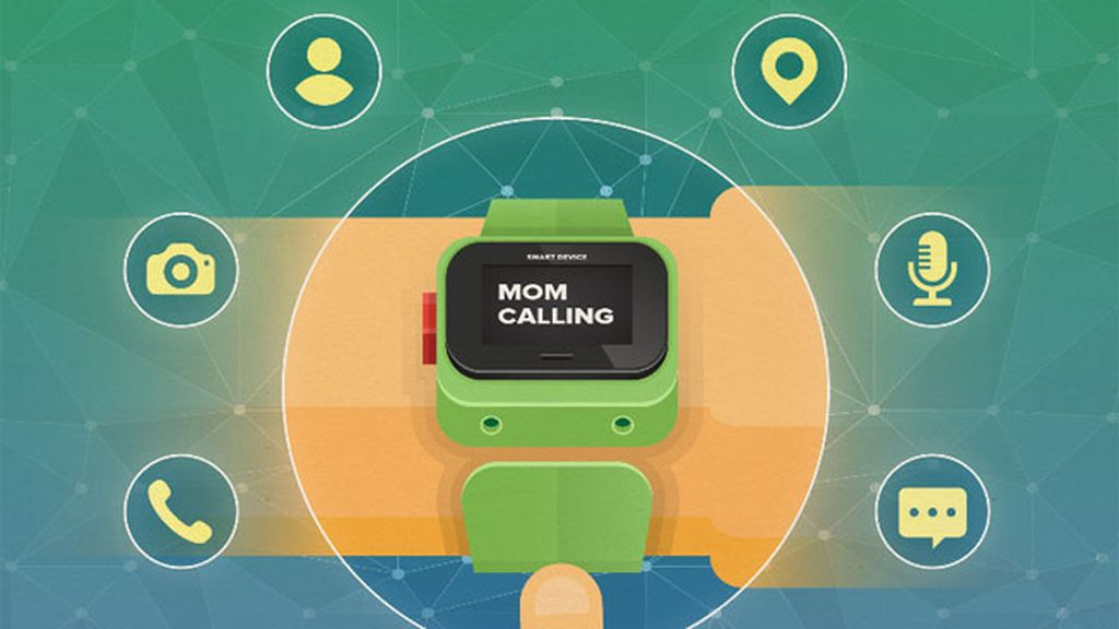 Dispositivos smart para niños