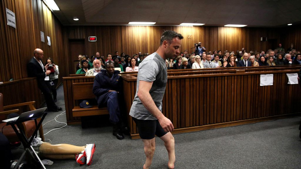 Juicio a Oscar Pistorius